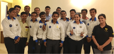 Hospitality Team of FabHotels: India's Best Budget Hotels Chain