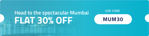 Get Flat 30% OFF on all Mumbai FabHotels