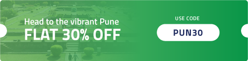 Get Flat 30% OFF on Pune Hotels